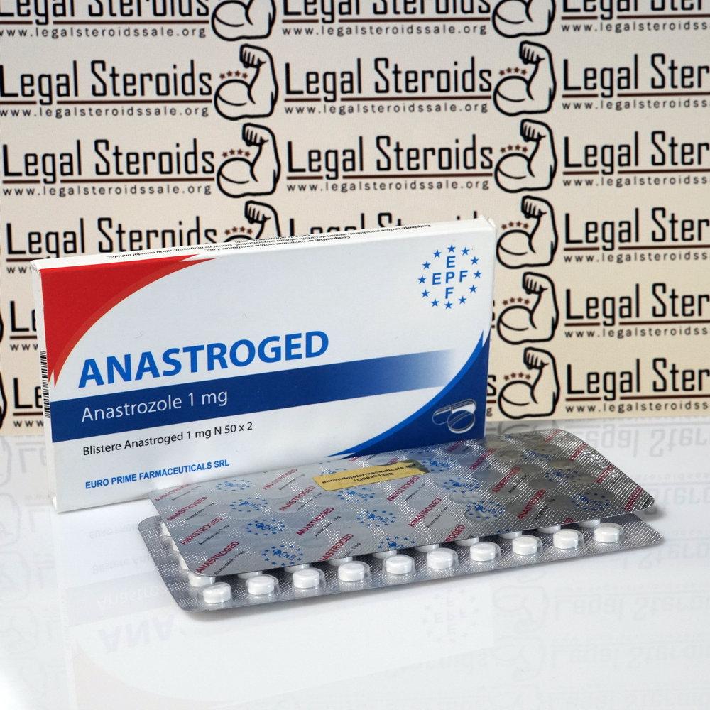Anastroged (Anastrozolo) 1 mg Euro Prime Farmaceuticals