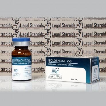 Boldenone 250 mg Magnus Pharmaceuticals