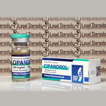 Cipandrol (Testosteron C) 200 mg Balkan Pharmaceuticals