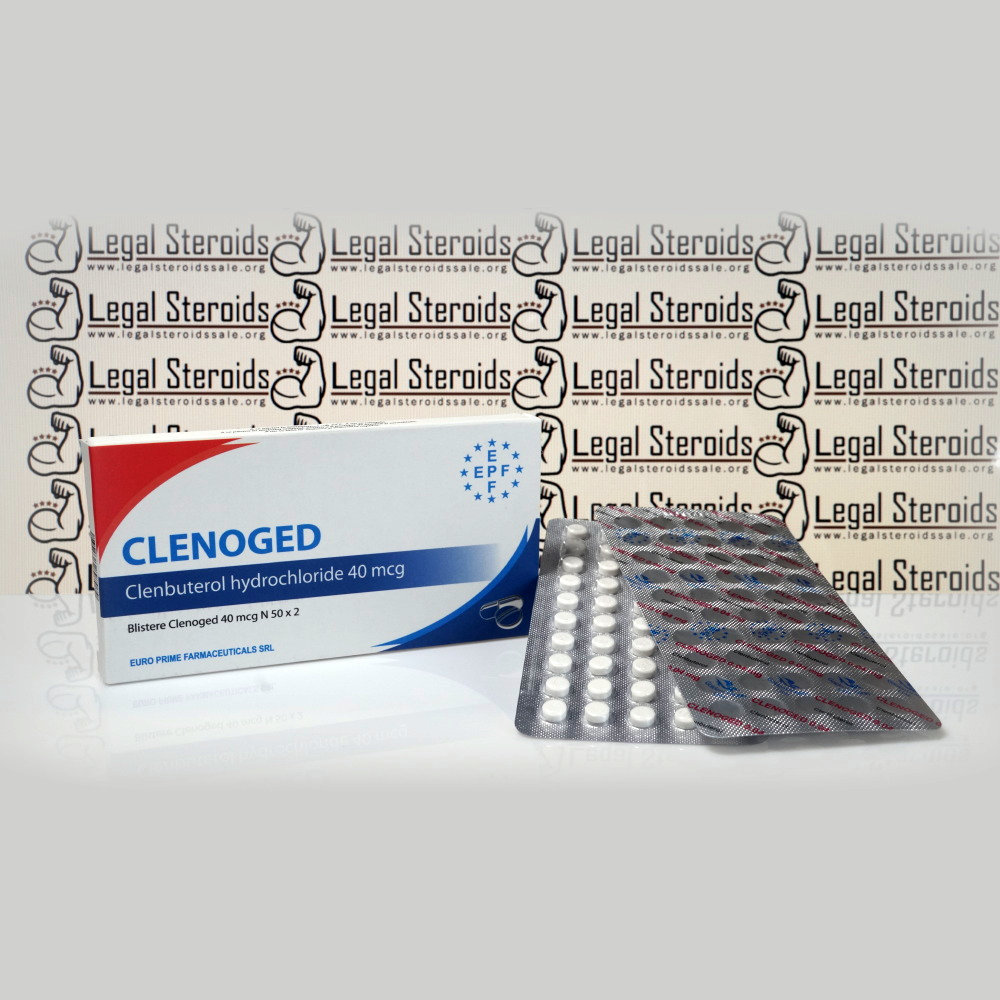 Clenoged 0,04 mg Euro Prime Farmaceuticals
