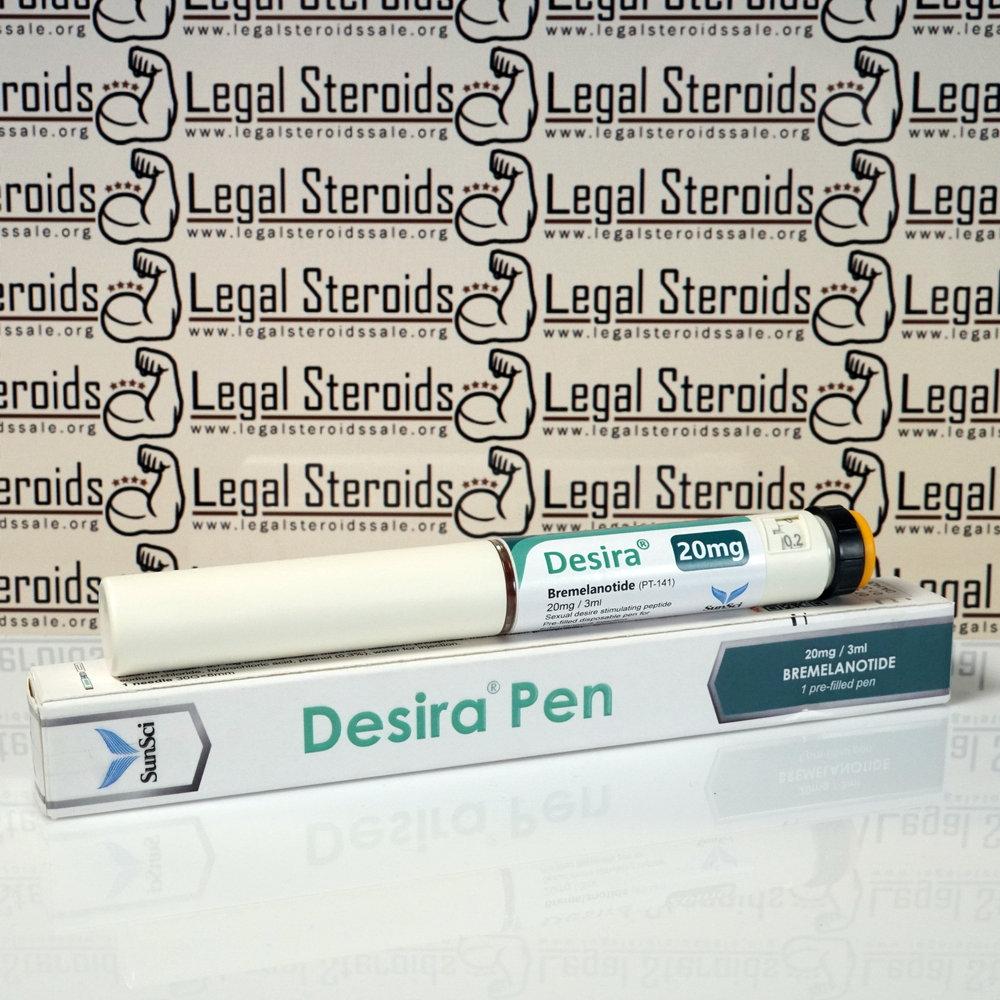 Desira Pen Bremelanotide РТ-141 20 mg SunSci Pharmaceutical