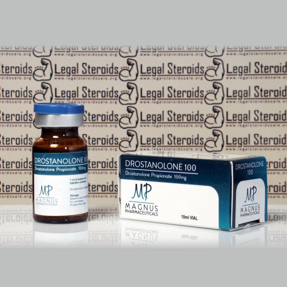 Drostanolone Propionate 100 mg Magnus Pharmaceuticals