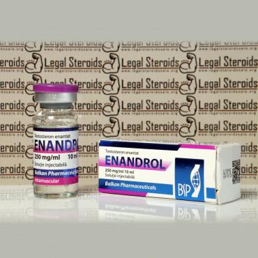 Enandrol (Testosterona E) 250 mg Balkan Pharmaceuticals