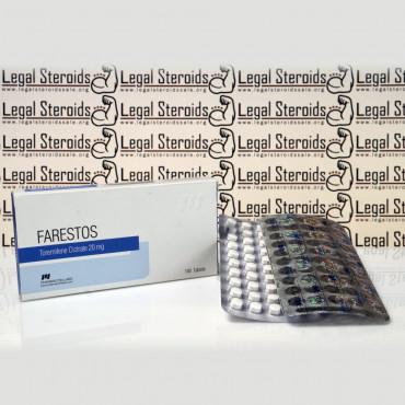 Farestos 20 mg Pharmacom Labs