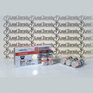 Hexarelin 2 mg Peptide Sciences
