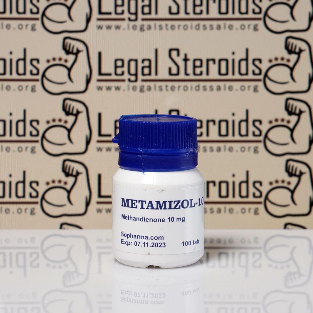 Metamizol 10 mg Sopharma