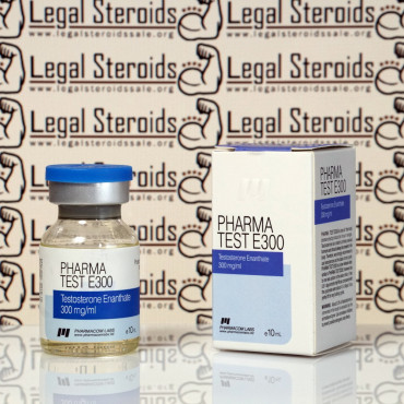 Pharma Test E 300 mg Pharmacom Labs