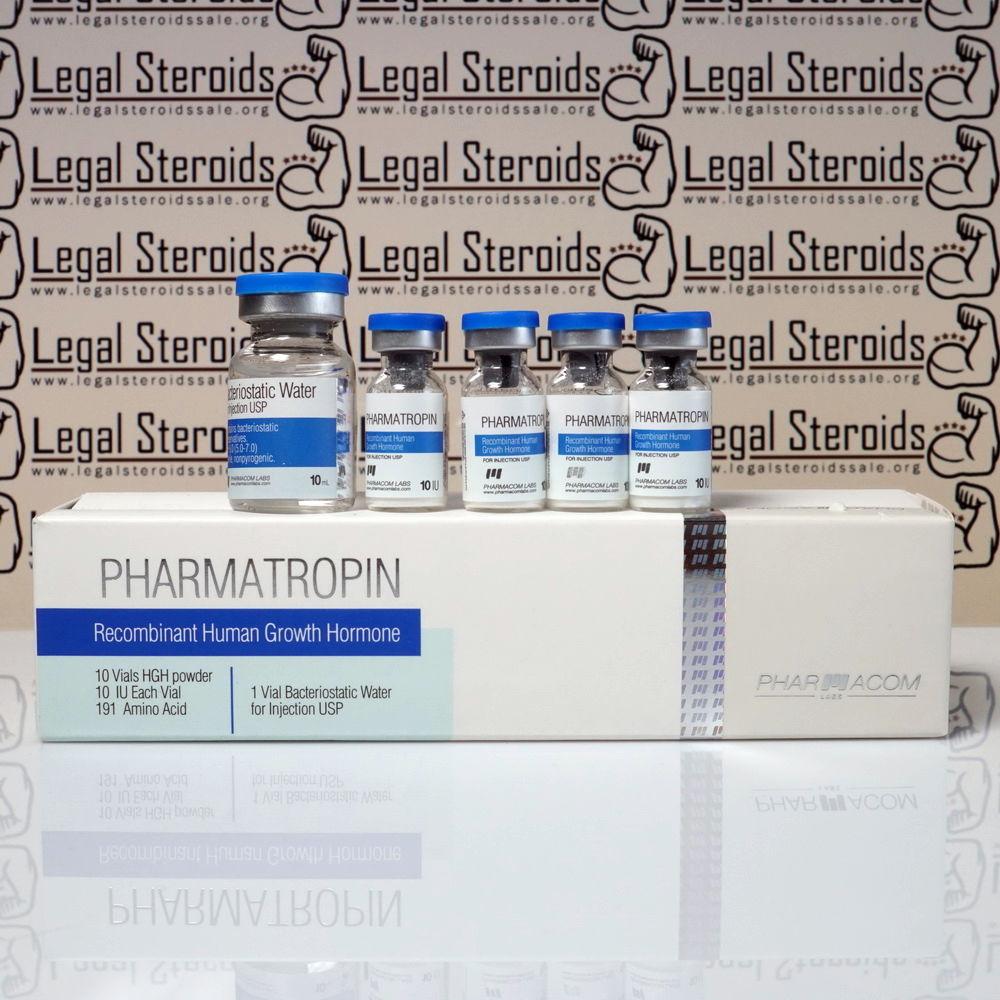 Pharmatropin 10 IU Pharmacom Labs