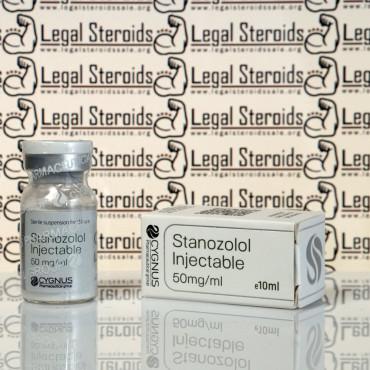 Stanozolol Injectable 50 mg Cygnus