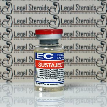 Sustaject (Testosterone Mix – Sustanon) 250 mg Eurochem Labs