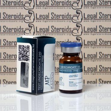 Test Undecanoate 250 mg Magnus Pharmaceuticals