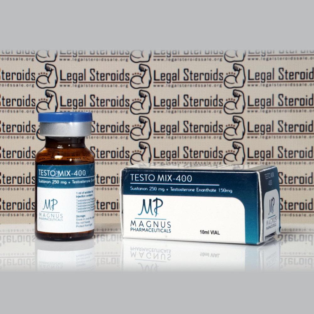 Testo Mix 400 mg Magnus Pharmaceuticals
