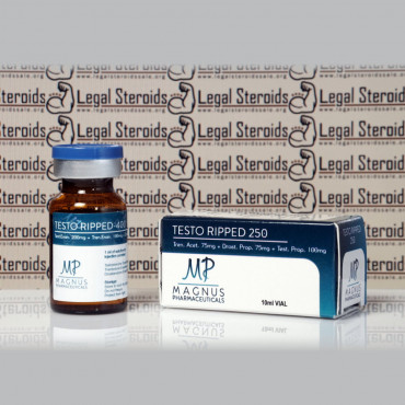 Testo Ripped 250 mg Magnus Pharmaceuticals