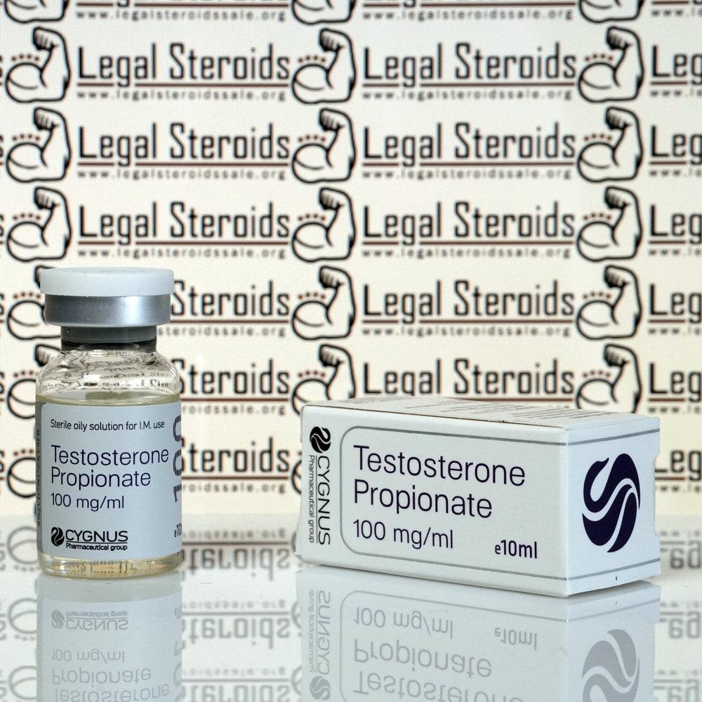 Testosterone Propionate 100 mg Cygnus