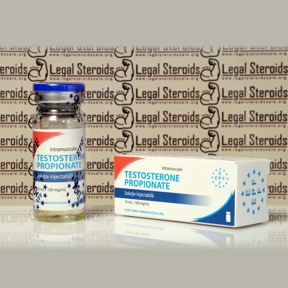 Testosterone Propionato 100 mg Euro Prime Farmaceuticals