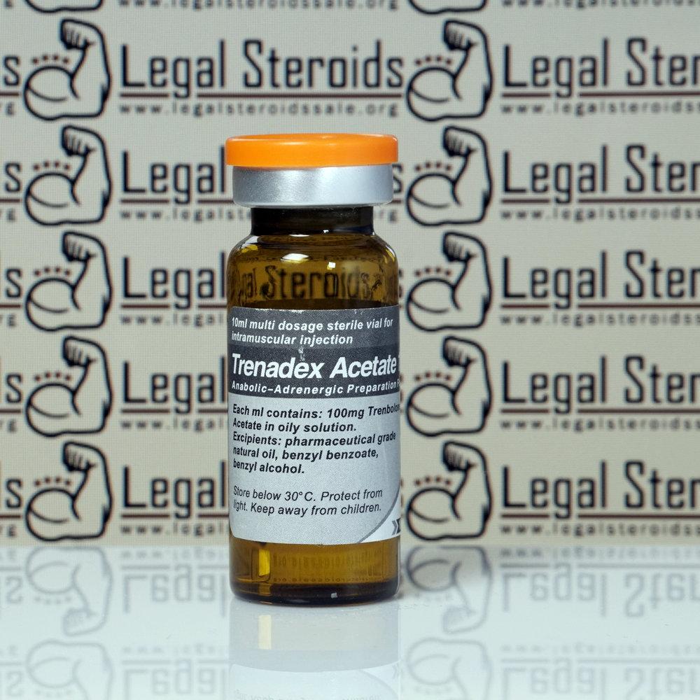 Trenadex Acetate 100 mg Sciroxx