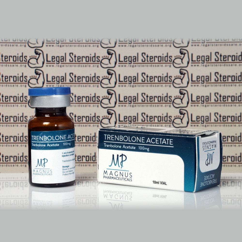 Trenbolone Acetate 100 mg Magnus Pharmaceuticals