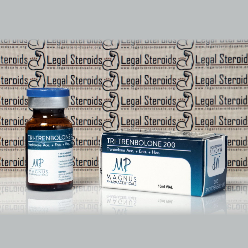Tri-Trenbolone 200 mg Magnus Pharmaceuticals