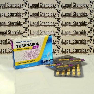 Turanabol 10 mg Balkan Pharmaceuticals