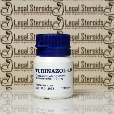Turinazol 10 mg Sopharma